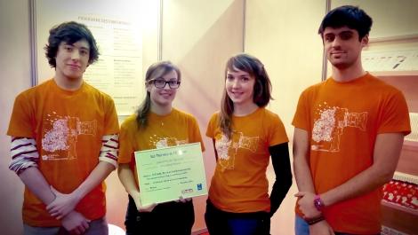 Grand prix de l'Etudiant 2014